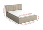 Łóżko tapicerowane Liden  (4)