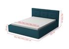 Łóżko tapicerowane Modern (4)
