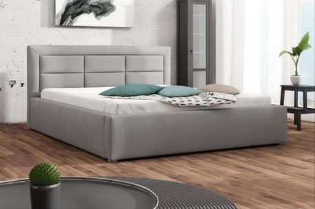 Łóżko tapicerowane Classic (1)