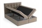 Łóżko Kontynentalne Hotelowe Pojemnik Dorm BOX (3)