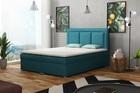 Łóżko Kontynentalne Hotelowe z pojemnikiem Modern (1)