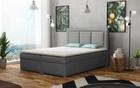 Łóżko Kontynentalne Hotelowe z pojemnikiem Modern (2)