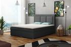 Łóżko Kontynentalne Hotelowe z pojemnikiem Modern (3)
