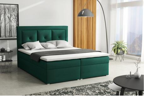 Łóżko Box z pojemnikiem Modern II (1)