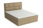 Łóżko kontynentalne Decor Box z pojemnikiem (5)