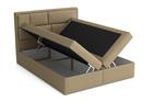 Łóżko kontynentalne Decor Box z pojemnikiem (3)