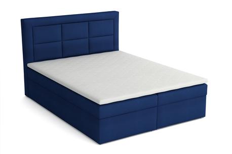 Łóżko Kontynentalne Classic Box (1)