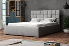 Łóżko tapicerowane Malkolm  (1)